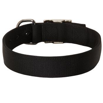 Nylon Collar for Dog Comfy Training